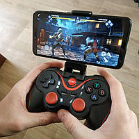 Джойстик X3 беспроводной геймпад bluetooth для Android, PC gamepad телефона планшета Пк