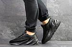 Мужские кроссовки Adidas Sharks (черные), фото 5