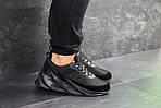 Мужские кроссовки Adidas Sharks (черные), фото 4
