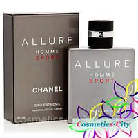 Мужская туалетная вода Chanel Allure Homme Sport Eau Extreme,100 мл