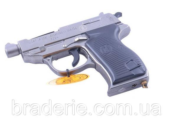 Зажигалка пистолет 3983, фото 2