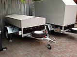 Прицеп для легкового автомобиля - Сантей 750-131, фото 3