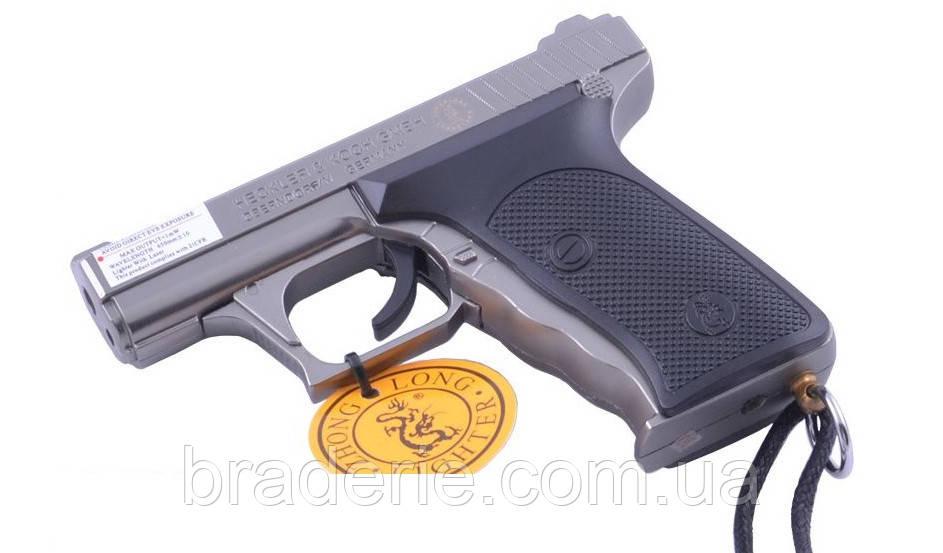 Зажигалка пистолет 3982