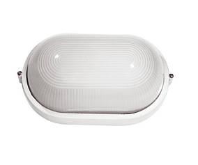 Светильник стекло-металл белый, 100W, 280х150х105 мм, IP54, SL, Ecostrum (01-71-83) шт.