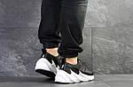 Мужские кроссовки Adidas Sharks (черно-белые), фото 2