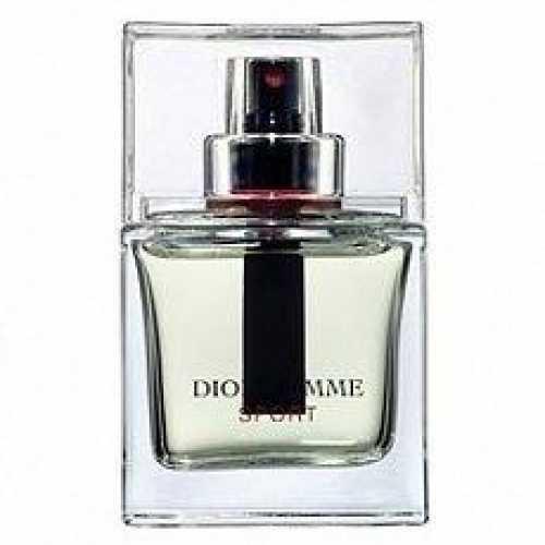 парфюмированная вода Christian Dior Dior Homme Sport 100 мл для