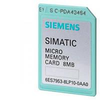 Микрокарта памяти MMC для SIMATIC S7-300/C7/ET 200