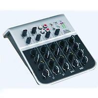 Мікшерний пульт аналоговий SoundKing SKMIX02AU
