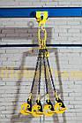 Горизонтальный захват для перемещения металла 1 тонна, горизонтальный захват для металла, фото 4