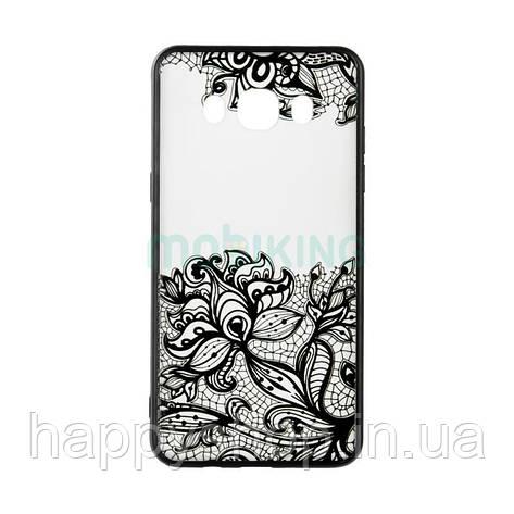 Чехол-накладка Rock Tatoo Art для Xiaomi Mi A1/Mi 5X (Fantasy Flowers), фото 2