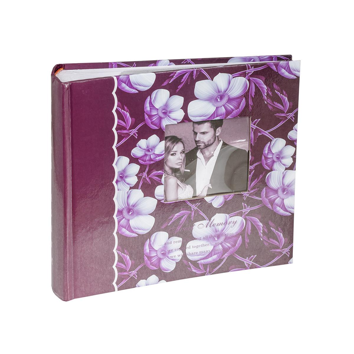 Альбом CHAKO 10*15/200 C-46200RCLG LOVE(фиолетовый)
