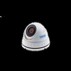 IP видеокамера 3 Мп уличная/внутренняя SEVEN IP-7212PA white (2,8), фото 2
