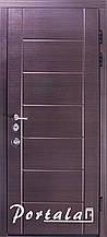 Двери квартирные, серия Элит, модель Токио, гнутый профиль, коробка 150 мм, полотно 105мм,  MOTTURA 54.797