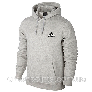 Толстовка с капюшоном, худи, кенгурушка Adidas E293