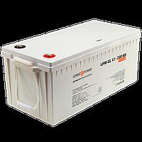 Уценка. Аккумулятор гелевый  LPM-GL 12 - 200 AH