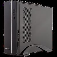 Корпус Slim LP S601 BS + Блок питания Micro ATX 400W 8см