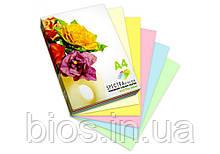 Папір А4 80г/м SPECTRA Color 100арк. Пастель