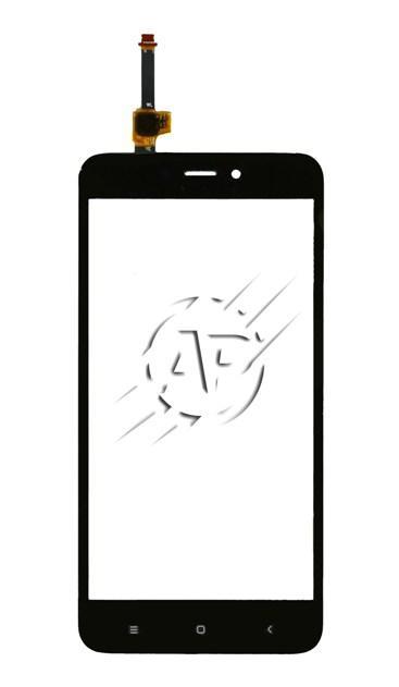 Тачскрин сенсор Xiaomi Redmi 4x черный