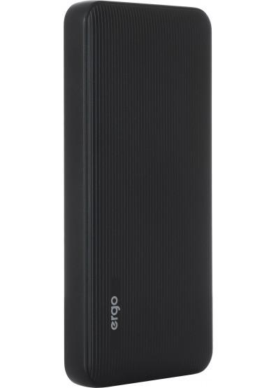 Повербанк Ergo LP-103 10000 mAh black