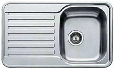 Кухонная мойка PYRAMIS SPACE MINI (50X79) 1B 1D (92 mm), фото 2