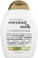 Кондиционер для волос питательный OGX Coconut MIlk 385ml