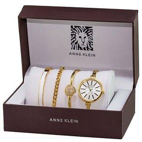 Женские Часы Anna Klein + 3 (три) БРАСЛЕТА в Коробке Жіночий годинник,  Гарантия, фото 2