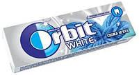 Жувальна гумка Orbit White свіжа м'ята 14г (1*30/20)