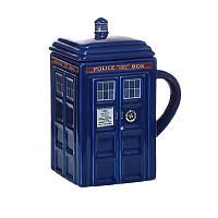 Кружка керамическая 3D Geek Land Doctor Who Tardis Доктор Кто Тардис 20.51