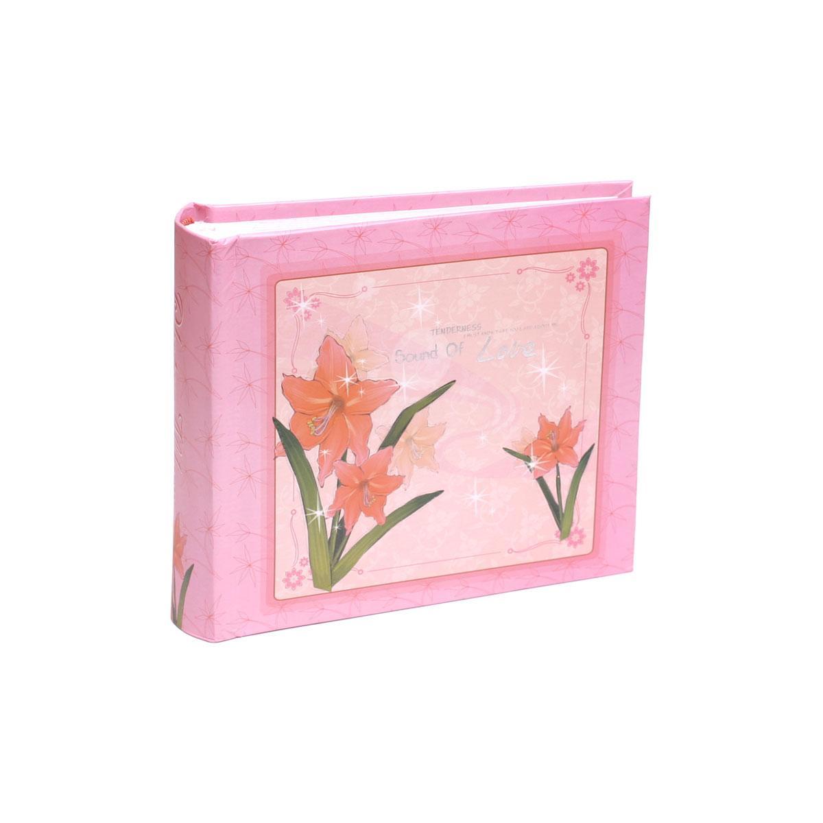 Альбом CHAKO 10*15/200 C-46200RCLG FLOWER Rose