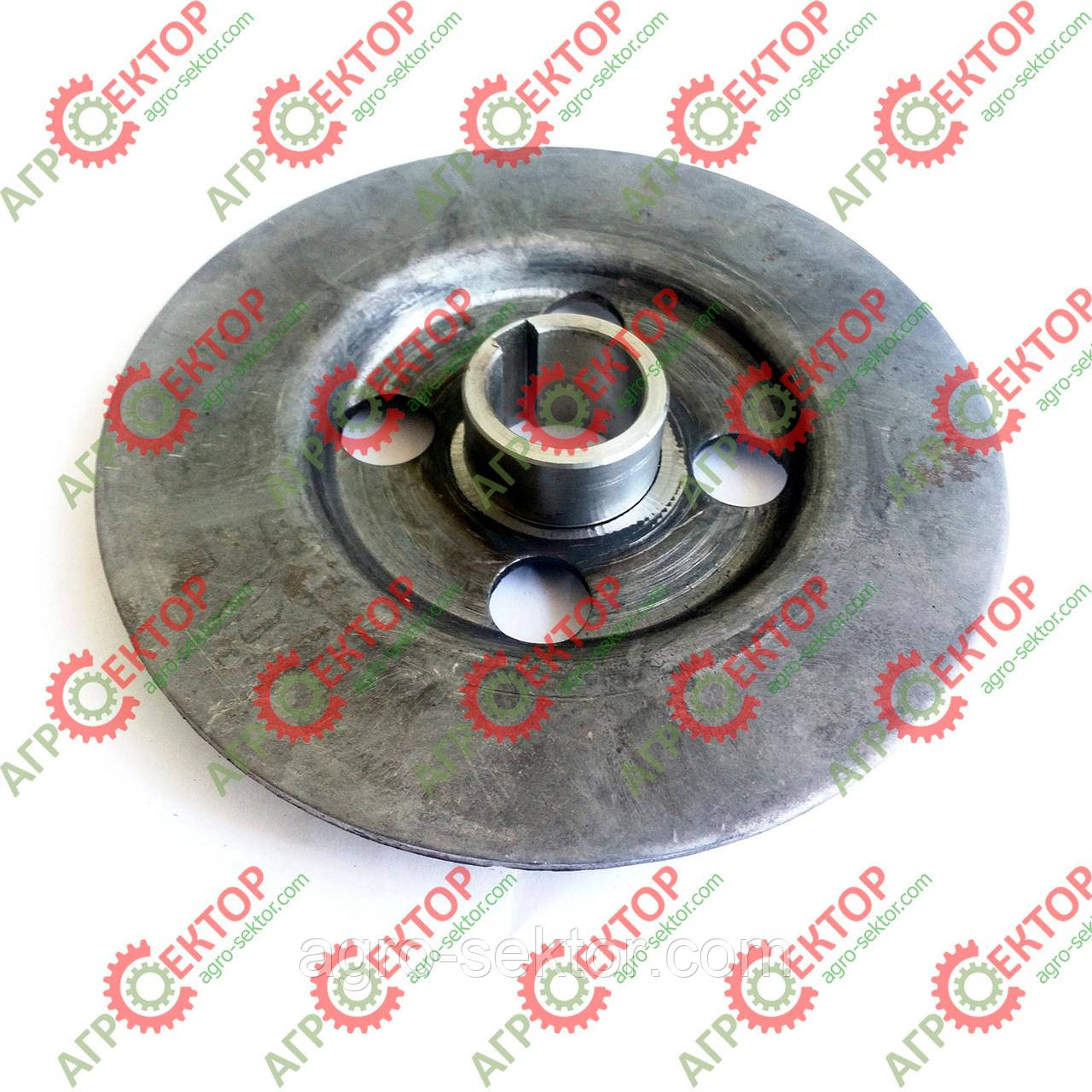 Тормозной диск вала стола в'язального на прес-підбирач Famarol Z-511 8245-511-007-348