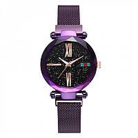 Женские часы Gucci purple