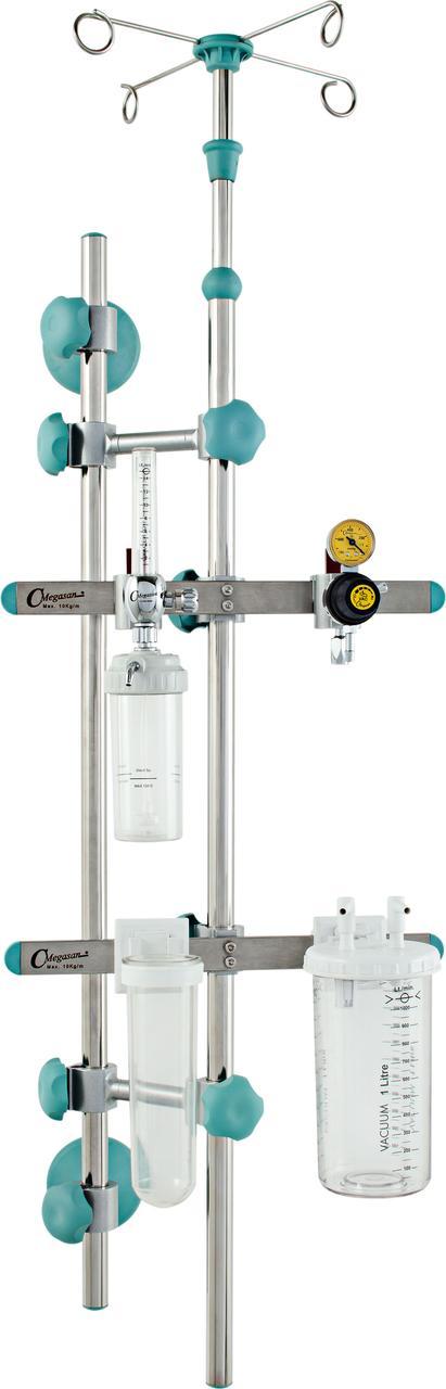 Настенная консоль для вспомогательного оборудования – тип 1