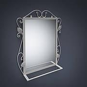 Зеркало Хилтон с ковкой