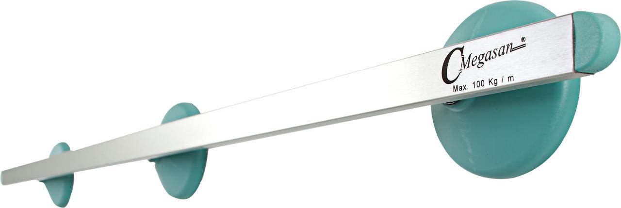 Настенная рейка для крепления медицинского оборудования 25x10