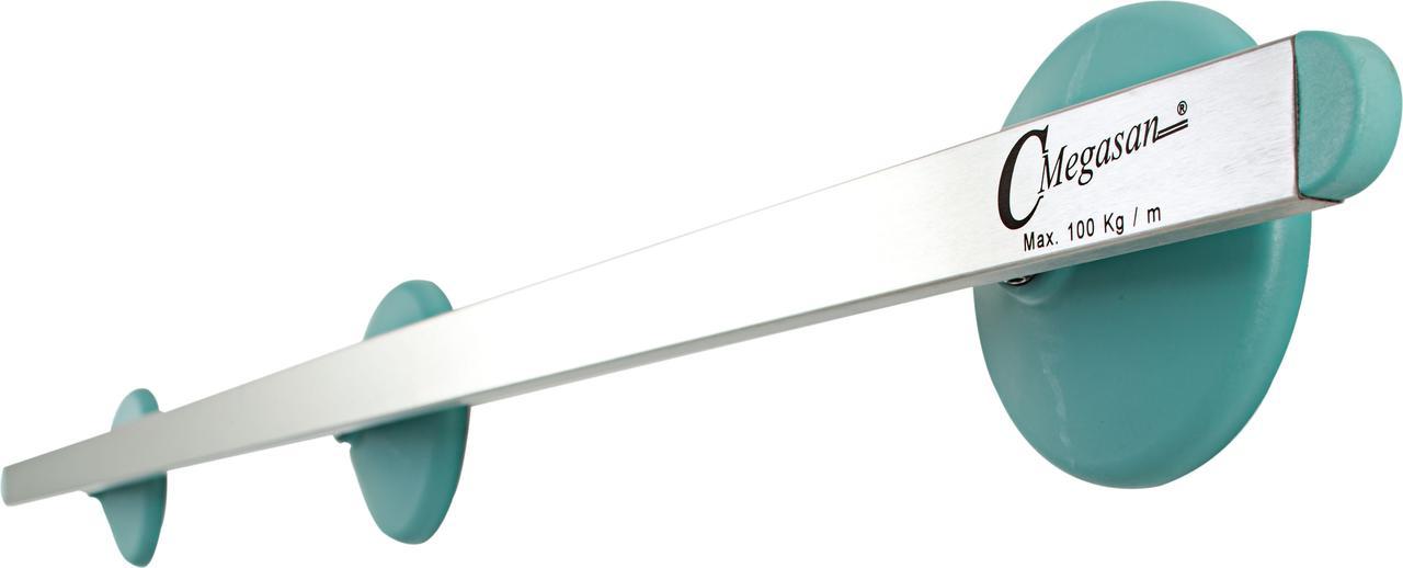 Настенная рейка для крепления медицинского оборудования 30x10