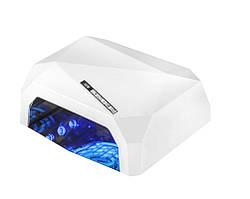 Лампа для нарощування нігтів Lamp Diamond 36W