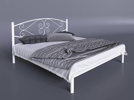 Металлическая кровать Камелия (с доставкой), фото 2