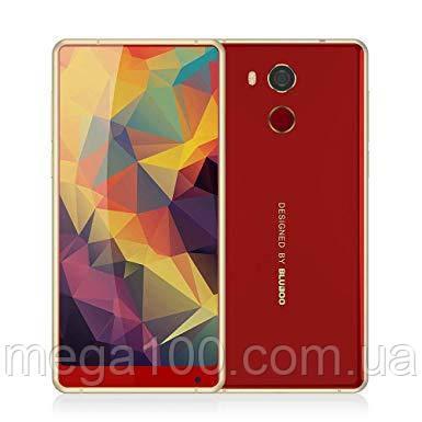 Смартфон Bluboo D5 Pro красный (экран 5.5 дюймов; памяти 3/32 ; емкость батареи 2700 мАч)