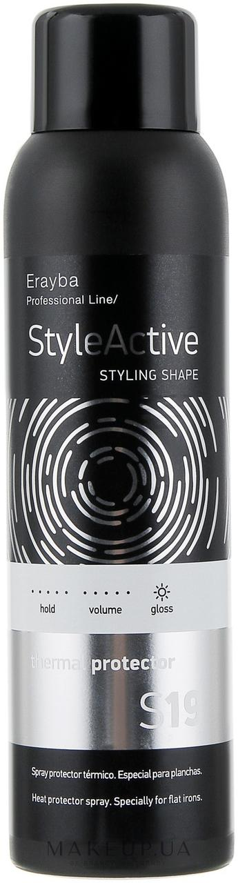 Спрей-термозащита для волос Erayba Style Active S19 Thermal Protector 150 мл
