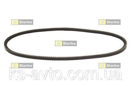 Ремень клиновый  STARLINES(HYUNDAI,MITSUBISHI, S SR 13X625