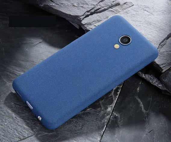 Чехол MAKAVO для Meizu M3 / M3s / M3 mini Бампер ультратонкий Blue, фото 2