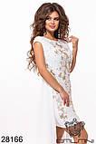 Восхитительное женское вечернее платье 42-44,44-46р (3расцв), фото 6