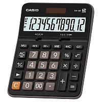Калькулятор настіл. Casio DX-12B-W-EC 12 розр велик.дисплей , 175.5*129*33.2