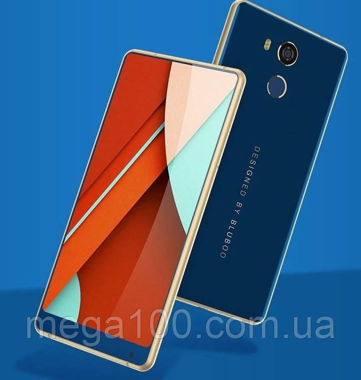 Смартфон Bluboo D5 Pro синий (экран 5.5 дюймов; памяти 3/32 ; емкость батареи 2700 мАч)