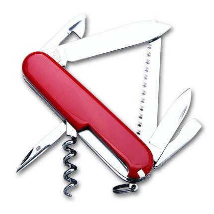 Victorinox 1.3613   Нож красный CAMPER, фото 2