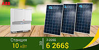 Оборудование для солнечных электростанций для подключения «зеленого» тарифа на базе оборудованияпремиум-класса