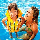 Детский надувной жилет Intex 58660, 50 х 47 см, фото 8
