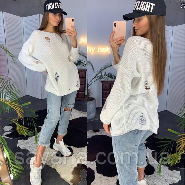 женский пуловер оптом