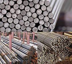 Круг сталевий гарячекатаний ст. 45 ф 8х6000 мм цк