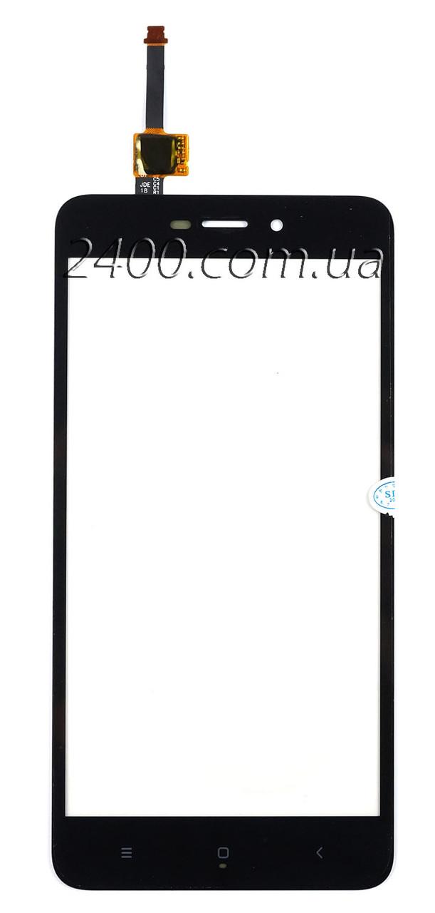 Тачскрін Xiaomi Redmi 4А (сенсор для Xiaomi Redmi 4A) - touchscreen для телефонів Ксіомі Редмі 4 A чорний